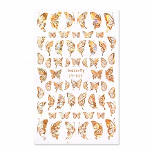 Born Pretty, Nail Stickers 50285-02, 1 шт