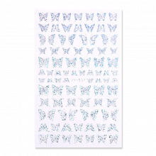 Born Pretty, Nail Stickers 50285-05, 1 шт