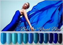 "Гель-лак ВО ""ROYAL BLUE"" 12 мл"