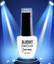 "Bluesky, Гель-лак ""One-step"", 8 ml"