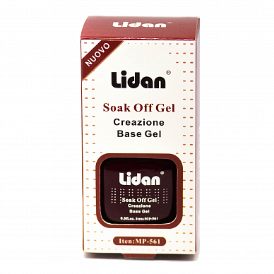 Lidan Soak off basa gel MP-561