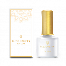 TOP COAT NO WIPE BORN PRETTY, 6ml (42885-2)