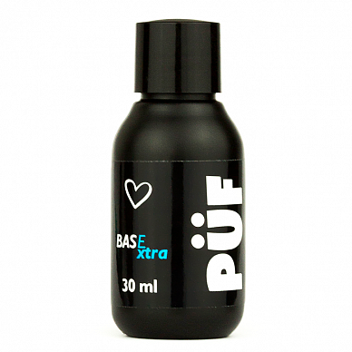 PÜF Rubber Base EXTRA, 30 ml