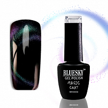 "Bluesky, Гель-лак ""Magic Coat"" #01, 8 ml"
