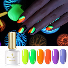 Гель-лак Born Pretty Fluorescence Gel  (FG), 6 ml. (арт. 46678)