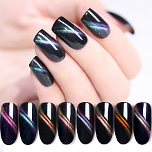 Гель-лак Born Pretty Galaxy Cat Eye Series (CC), 6 ml. (Арт. 43344)